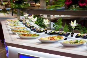Gran Tacande Wellness & Relax Costa Adeje, Hotely  Adeje - big - 42