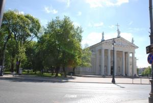 Pink Diamond, Ferienwohnungen  Vilnius - big - 2