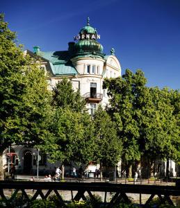 Grand Hotell Hornan- Sweden Hotels