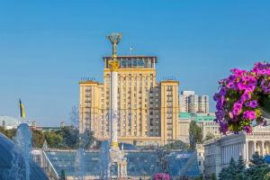 Ukraine Hotel, Hotely  Kyjev - big - 1