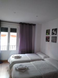Santa Ana Apartamentos, Ferienwohnungen  Madrid - big - 35