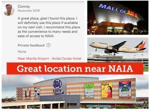 Avida Condo near NAIA, Apartmanok  Manila - big - 17