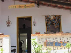 Espaço Cultural Mãos da Serra, Hostely  Mucugê - big - 7
