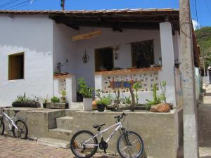 Espaço Cultural Mãos da Serra, Hostely  Mucugê - big - 9