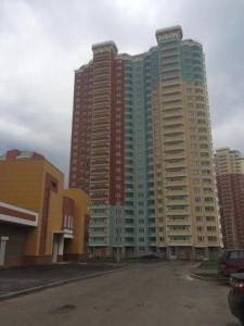 Некрасовка Парк, Apartments  Moscow - big - 2