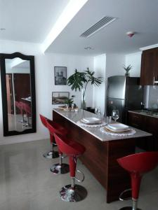Departamento Riverfront II Guayaquil, Apartmanok  Guayaquil - big - 9