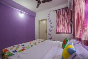 OYO 11673 Home Colourful 2BHK Miramar Beach, Apartmány  Santa Cruz - big - 15