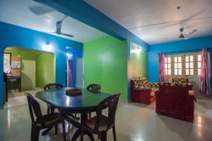 OYO 11673 Home Colourful 2BHK Miramar Beach, Ferienwohnungen  Santa Cruz - big - 14
