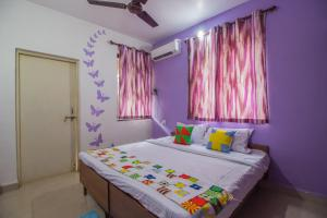 OYO 11673 Home Colourful 2BHK Miramar Beach, Appartamenti  Santa Cruz - big - 1