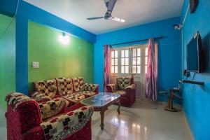 OYO 11673 Home Colourful 2BHK Miramar Beach, Appartamenti  Santa Cruz - big - 12