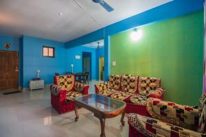 OYO 11673 Home Colourful 2BHK Miramar Beach, Appartamenti  Santa Cruz - big - 11