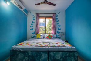 OYO 11673 Home Colourful 2BHK Miramar Beach, Ferienwohnungen  Santa Cruz - big - 10