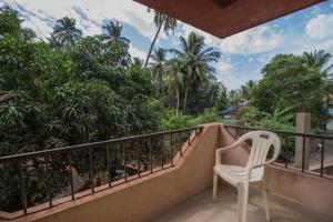 OYO 11673 Home Colourful 2BHK Miramar Beach, Ferienwohnungen  Santa Cruz - big - 9
