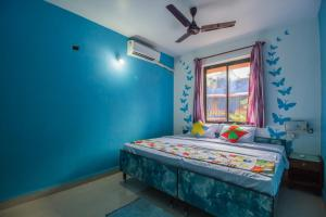 OYO 11673 Home Colourful 2BHK Miramar Beach, Ferienwohnungen  Santa Cruz - big - 5
