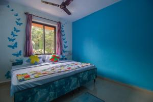 OYO 11673 Home Colourful 2BHK Miramar Beach, Apartmány  Santa Cruz - big - 4