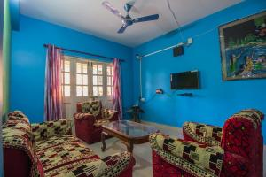 OYO 11673 Home Colourful 2BHK Miramar Beach, Ferienwohnungen  Santa Cruz - big - 3
