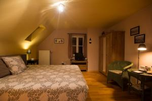 B&B La Clé du Sud, Bed & Breakfasts  Merelbeke - big - 35