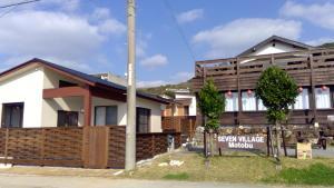 Seven Village Motobu, Лоджи  Мотобу - big - 69