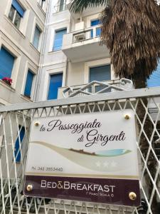 La Passeggiata di Girgenti, Bed & Breakfasts  Agrigent - big - 46