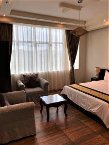 Gardens View Aparthotel, Апарт-отели  Таиф - big - 33