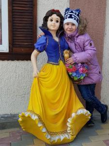 Mozhievielovyi Park, Pensionen  Kabardinka - big - 17