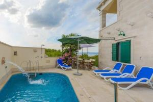 Holiday Home Angelina, Виллы  Mirce - big - 33