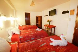 Hotel Sol de los Andes Inn - Machu Picchu, Hotely  Machu Picchu - big - 11