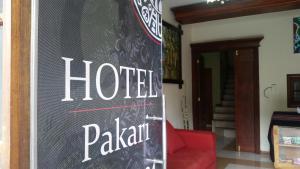 Pakari, Hotel  Ambato - big - 42