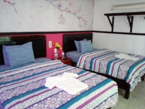 Hotel El Dorado, Hotel  Chetumal - big - 22