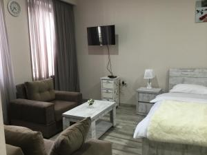 Apartament New Gudauri White, Apartmány  Gudauri - big - 43