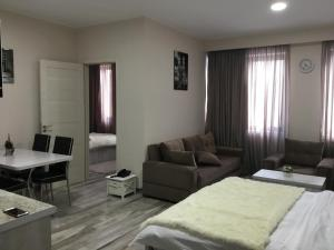 Apartament New Gudauri White, Apartmány  Gudauri - big - 54