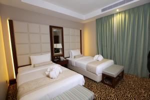 Western Lamar Hotel, Отели  Джедда - big - 6