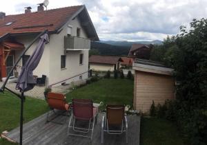 Ferienhaus Linn, Holiday homes  Hohenau - big - 21