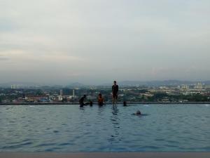 Bangi Studio Suite, Ferienwohnungen  Kampong Sungai Ramal Dalam - big - 16