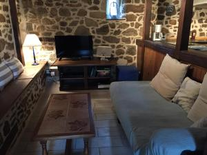 Gîtes au Clos du Lit, Ferienhäuser  Saint-Aaron - big - 39
