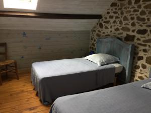 Gîtes au Clos du Lit, Ferienhäuser  Saint-Aaron - big - 44