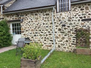 Gîtes au Clos du Lit, Ferienhäuser  Saint-Aaron - big - 45