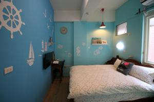 Jiufen Rita's House, Privatzimmer  Jiufen - big - 54