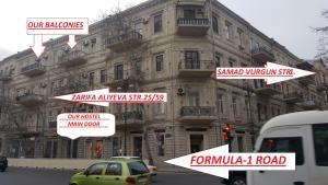Хостел Baku Budget, Баку