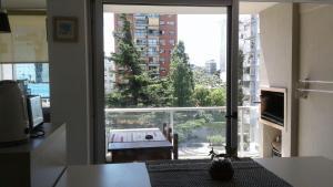 Departamento con piscina, cochera y parrilla, Apartments  Buenos Aires - big - 3