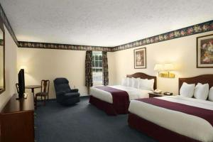 Days Inn by Wyndham Grayling, Hotels  Grayling - big - 10