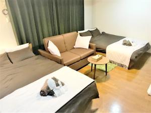 Omotenashi Deluxe Room, Appartamenti  Tokyo - big - 16