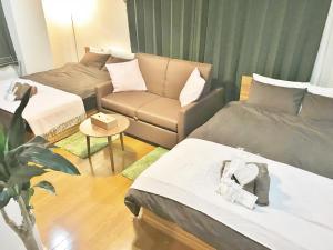 Omotenashi Deluxe Room, Appartamenti  Tokyo - big - 22