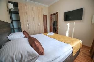 Infinity Plaza Hotel, Szállodák  Atirau - big - 4