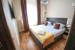 Infinity Plaza Hotel, Szállodák  Atirau - big - 7