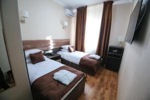 Infinity Plaza Hotel, Szállodák  Atirau - big - 11