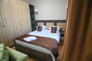 Infinity Plaza Hotel, Szállodák  Atirau - big - 70