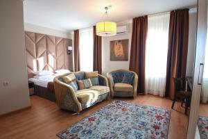 Infinity Plaza Hotel, Szállodák  Atirau - big - 77