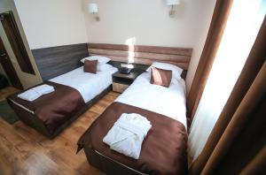 Infinity Plaza Hotel, Szállodák  Atirau - big - 15