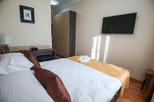 Infinity Plaza Hotel, Szállodák  Atirau - big - 21